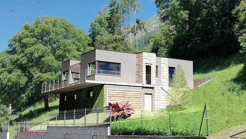 terreno agricolo si puo costurire una casa in legno