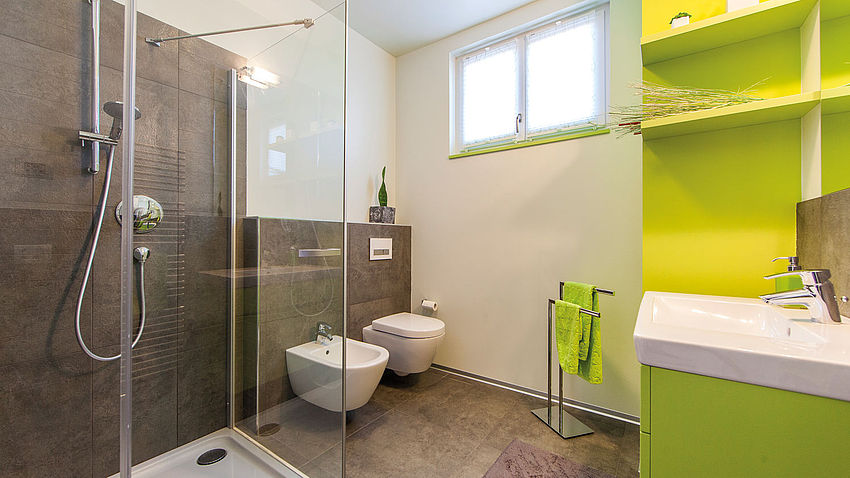 bagno moderno wolfhaus