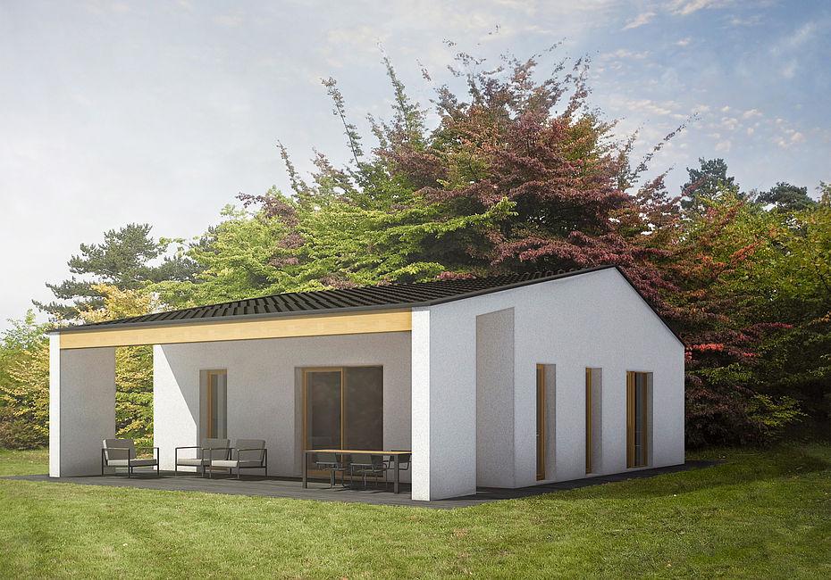 Lignius casa natura srl case in legno casa abete for Casa classica toscana srl