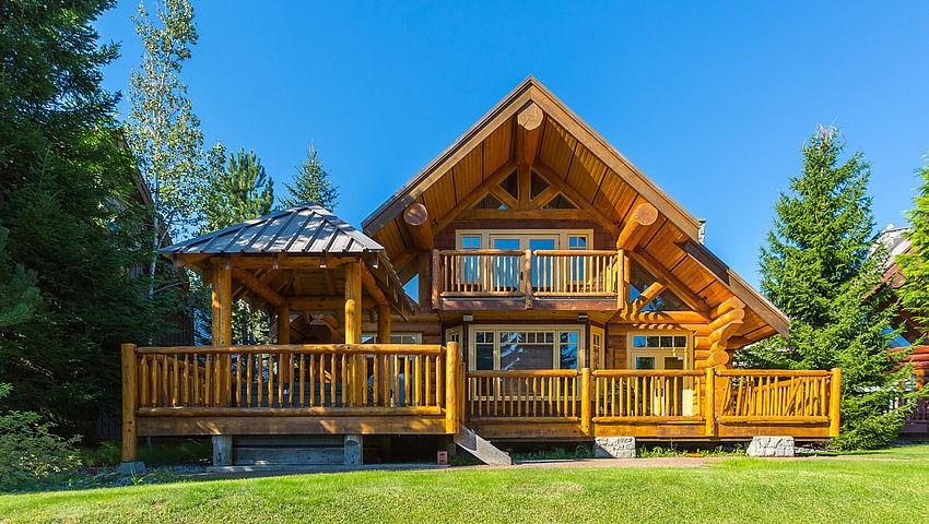 Blockhaus case di legno massiccio vantaggi e prezzi for Case di legno prezzi
