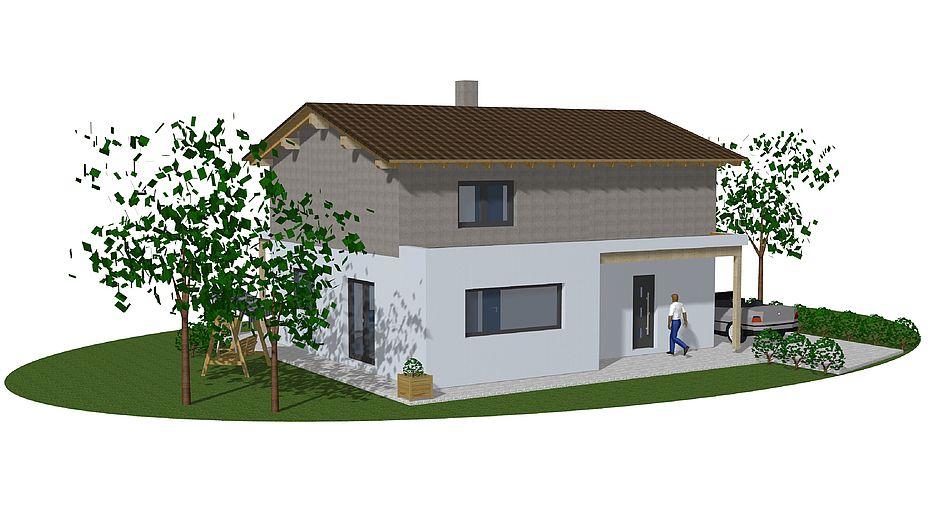 Casa Prefabbricata Antisismica : Case prefabbricate antisismiche: una nuova costruzione nelle marche