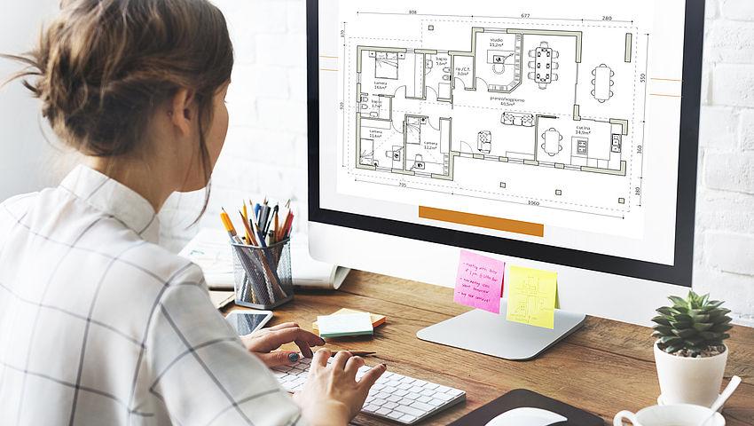 Progettazione interni consigli e linea guida per progettare casa lignius - Programmi progettazione casa gratis ...