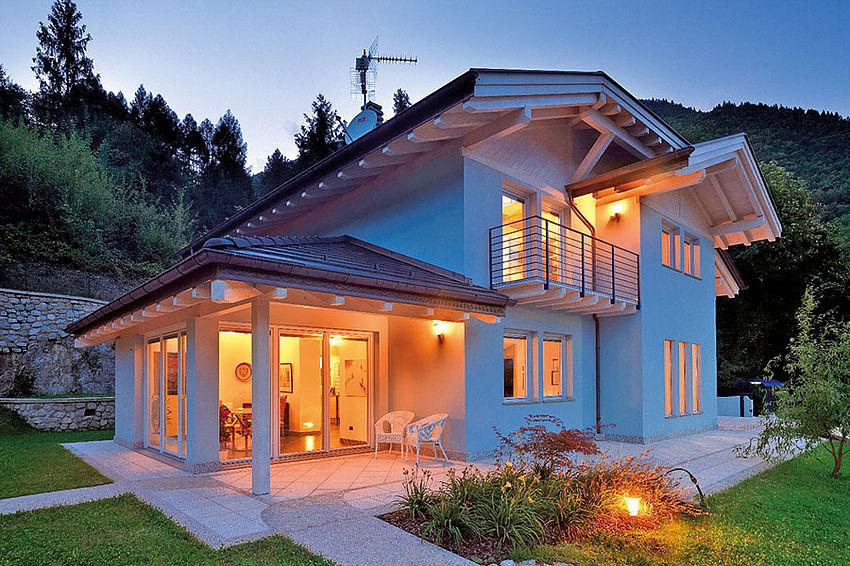 Terreno agricolo si puo costurire una casa in legno for Casa prefabbricata in legno su terreno agricolo