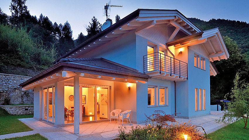 Quanto costano le case prefabbricate prezzi lignius - Casa prefabbricata legno prezzi ...