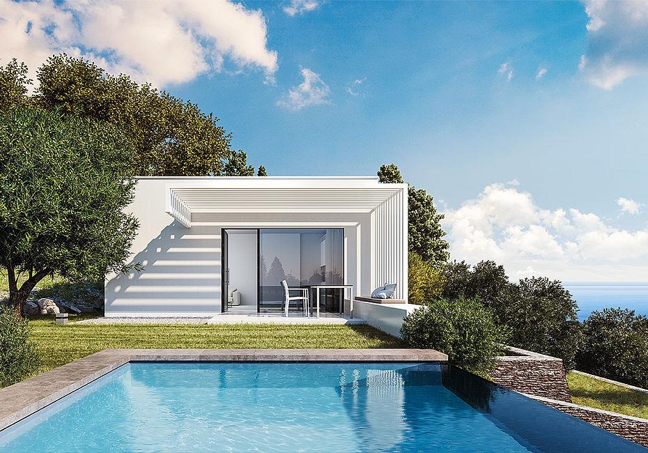 Lignius la casa mediterranea for Design della casa mediterranea