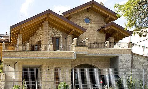 I migliori costruttori case in legno lignius for Migliori costruttori case in legno
