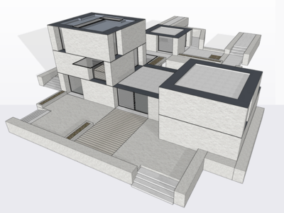 progetto sketchup