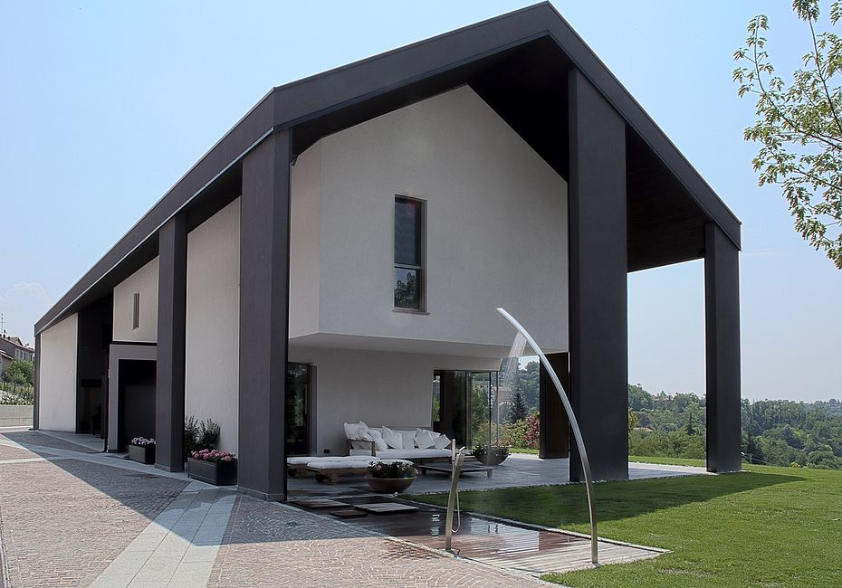 Lignoalp case in legno casa milano lignius for Oggettistica casa milano