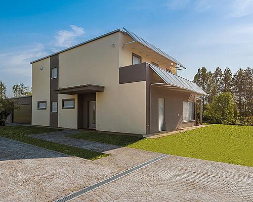 Lignius le migliori case in legno for Migliori costruttori case in legno