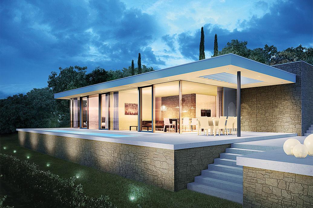 Lignius blog il caldo estivo e le case di legno un - Riscaldare casa in modo economico ...