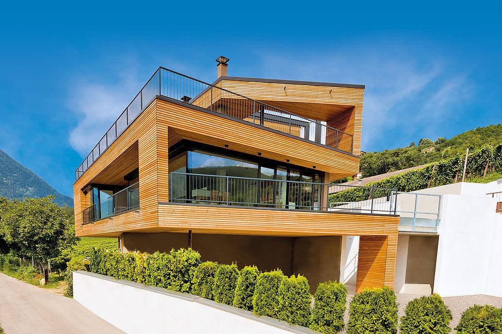Il futuro delle case in legno prefabbricate lignius - Quanto costa una casa prefabbricata ...