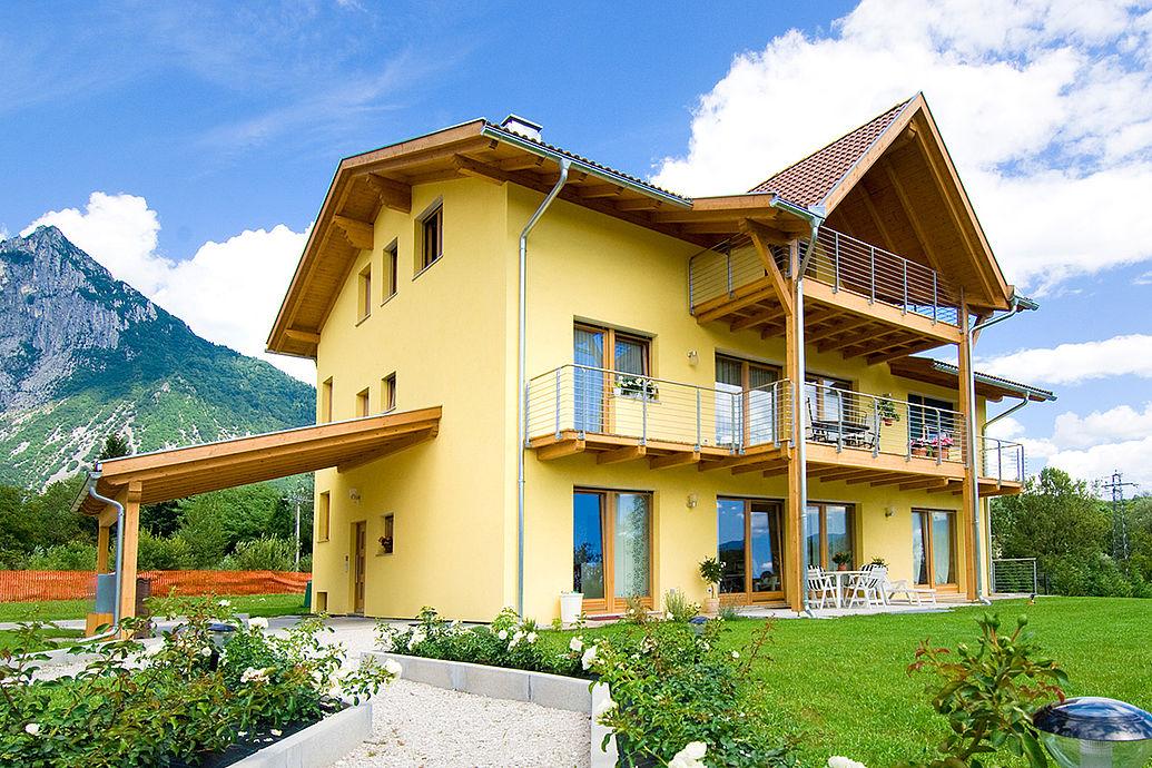 Lignius mini guida quanto costa una casa in legno for Casa legno antisismica costo