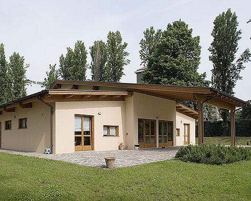 Lignius le migliori case in legno for Le migliori case costruite