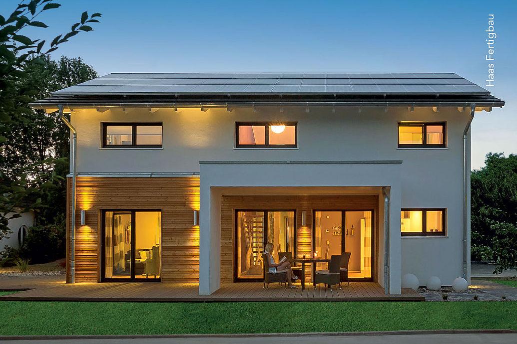 Lignius quanto costa una casa in legno prezzi for Costo case prefabbricate