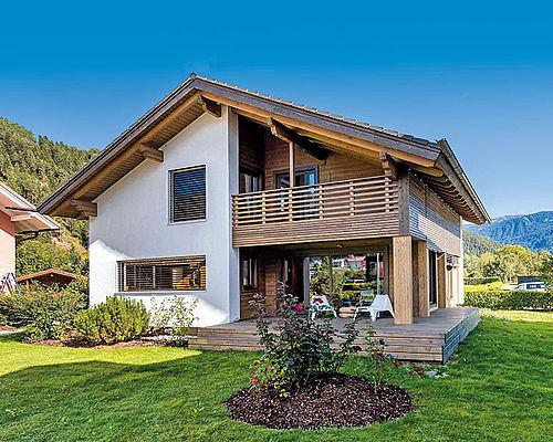 Rubner Haus Costruttore Case In Legno Lignius