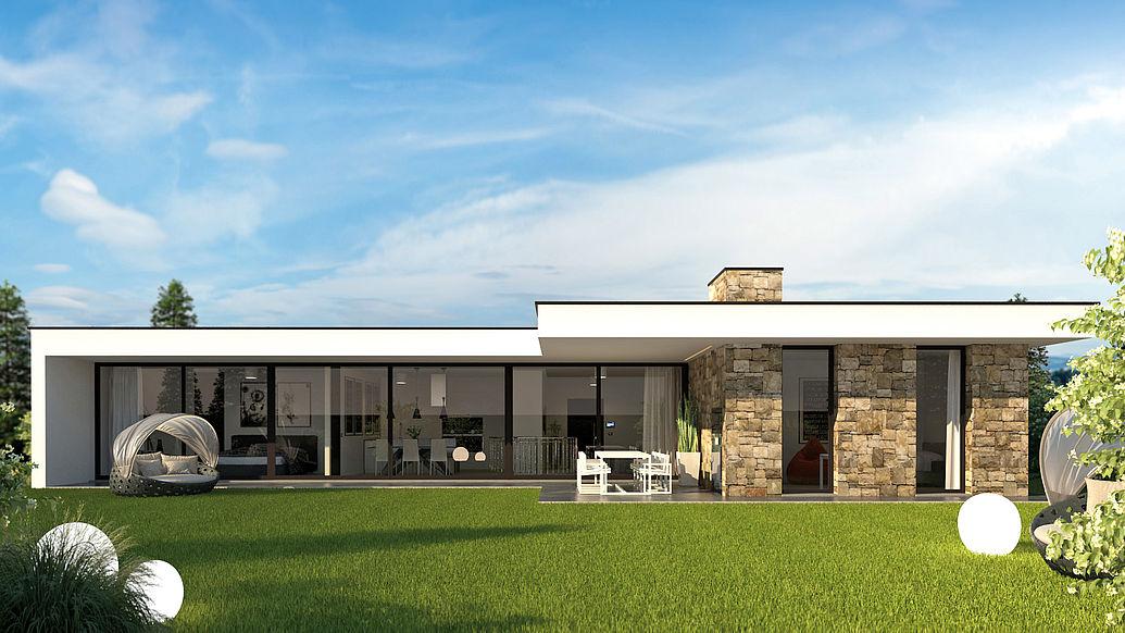 Quanto costano le case prefabbricate prezzi lignius - Quanto costa una casa prefabbricata di 200 mq ...