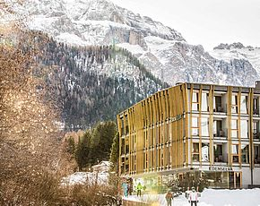 Case in Legno - Mountain Design Hotel [1283]