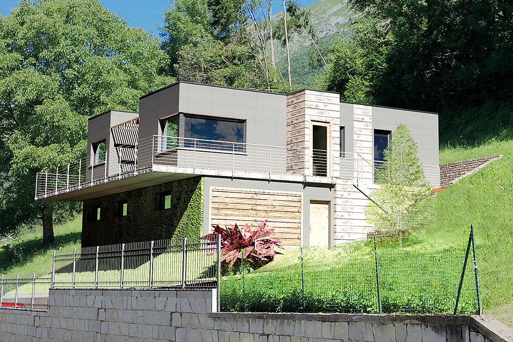 Costruire una casa di legno quali autorizzazioni servono for Costruire una casa prefabbricata