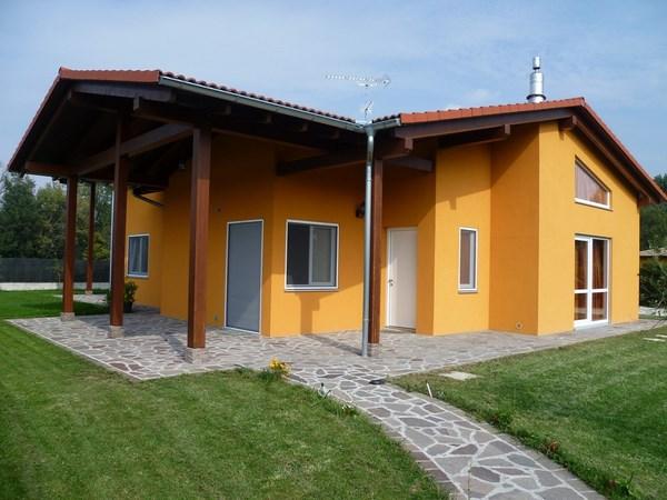 Casa  LIGNIUS - Associazione Nazionale Italiana Case Prefabbricate In Legno