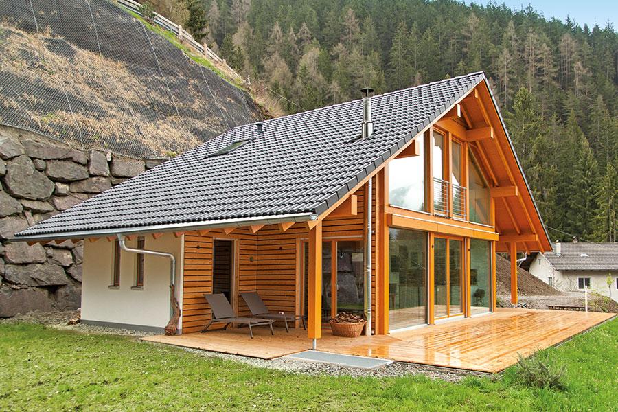 Haus idea lignius associazione nazionale italiana case for Casa in legno prefabbricata