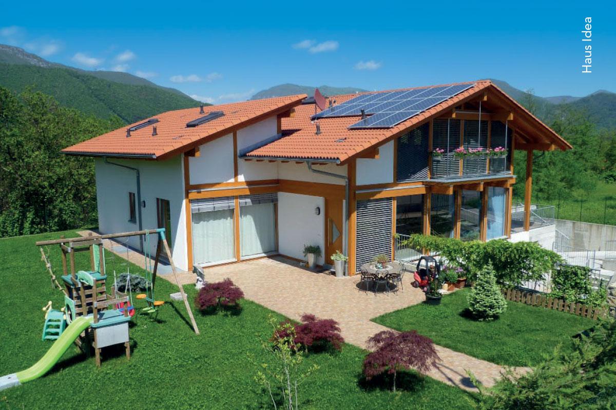 Casa in legno come sceglierla lignius associazione for Migliori costruttori case in legno