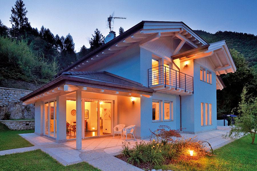 Prezzi case in legno lignius associazione nazionale for Case realizzate da architetti
