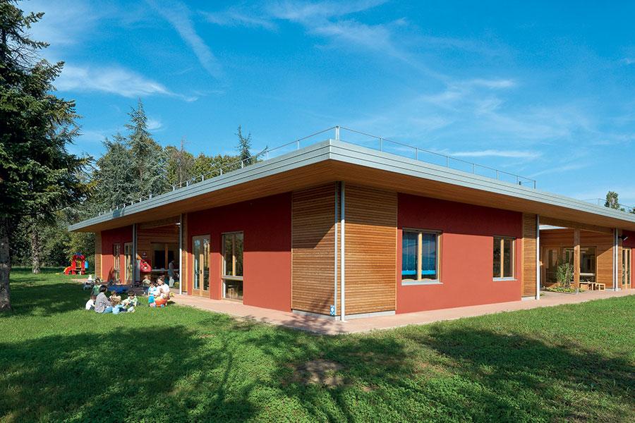 Strutture pubbliche lignius associazione nazionale for Strutture prefabbricate in legno
