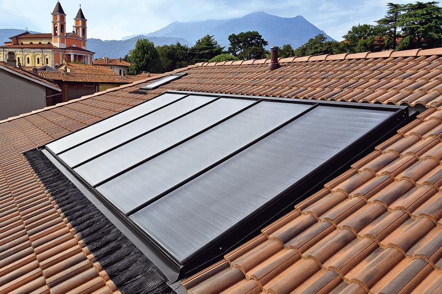 Pannello Solare Termico Tetto : Monier wierer braas lignius associazione nazionale