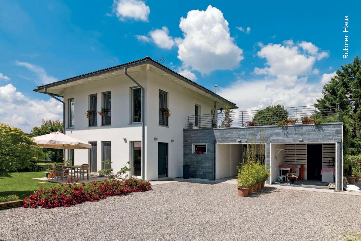 Rubner haus lignius associazione nazionale italiana for Haus case prefabbricate