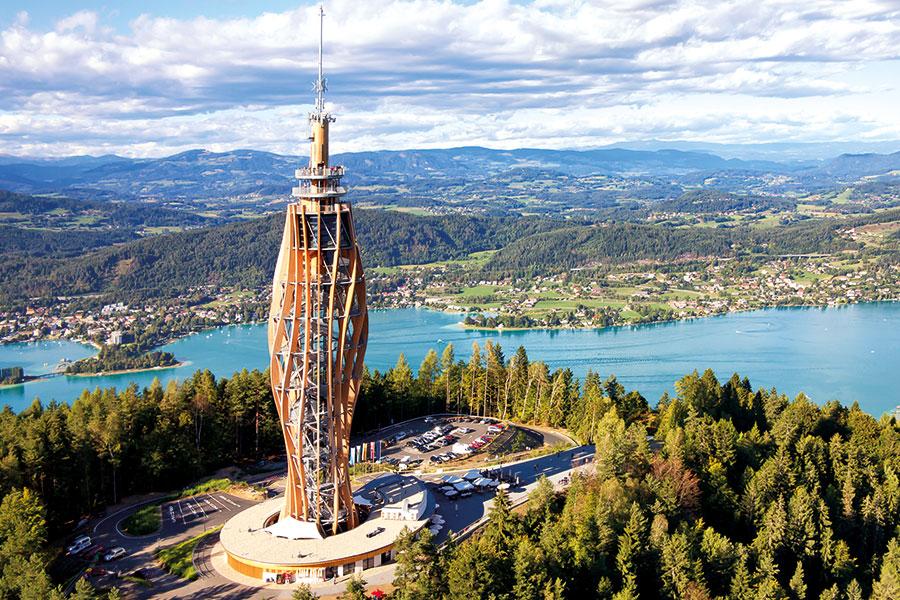 Rubner haus lignius associazione nazionale italiana for Statua piu alta del mondo