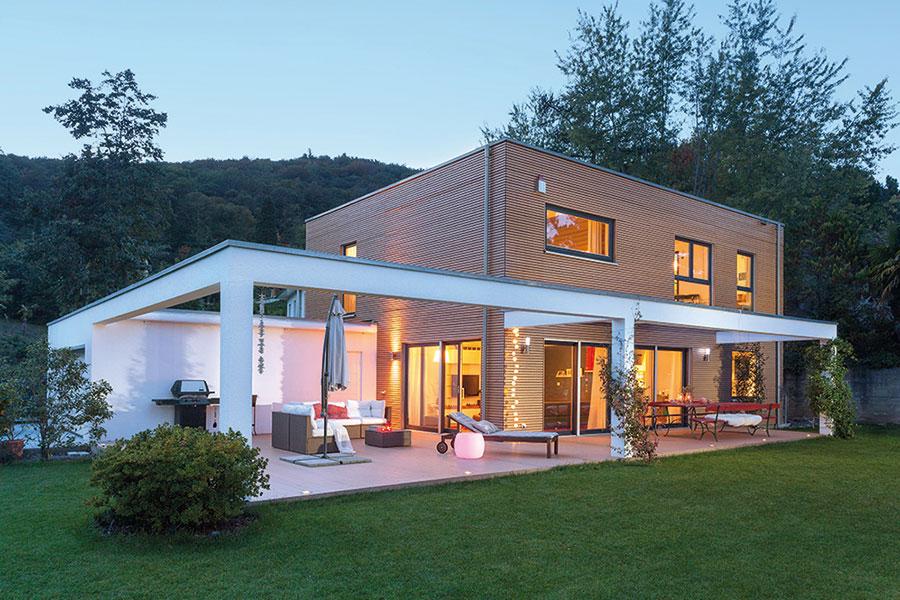 prezzi case in legno lignius associazione nazionale. Black Bedroom Furniture Sets. Home Design Ideas