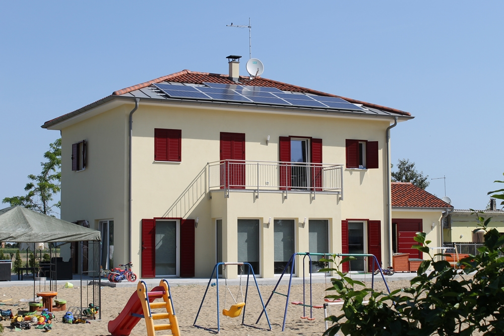 Casa lignius associazione nazionale italiana case for Migliori costruttori case in legno