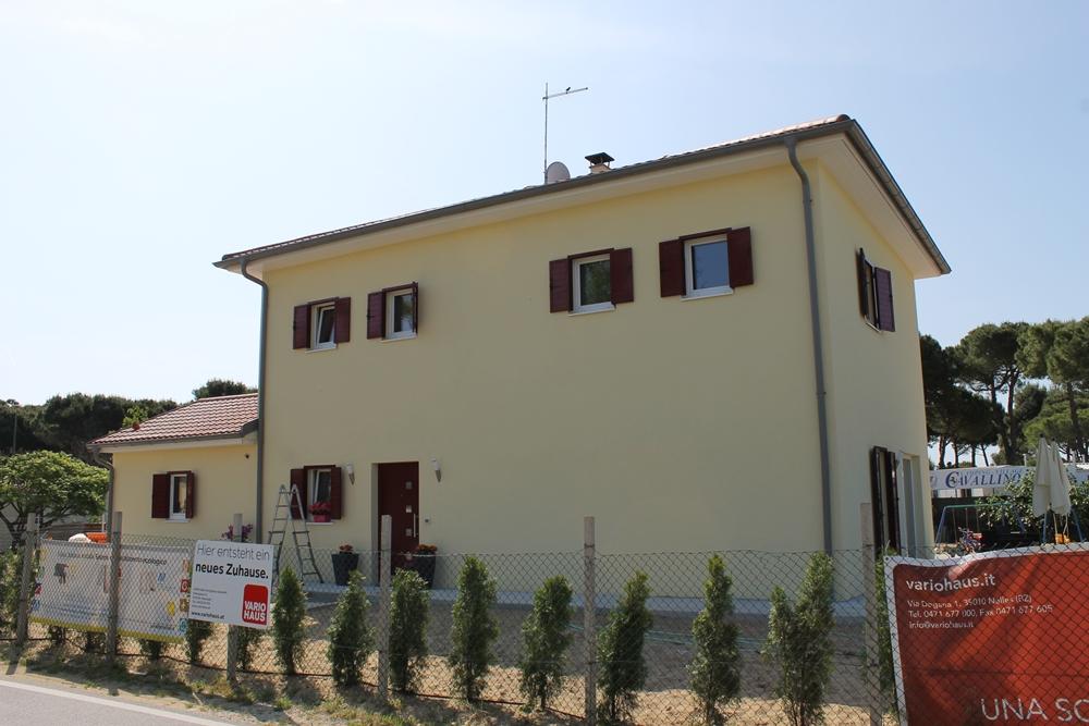 Casa lignius associazione nazionale italiana case for Migliori case prefabbricate
