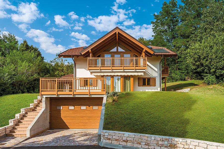 Case legno trentino id es de design d 39 int rieur for Migliori costruttori case in legno