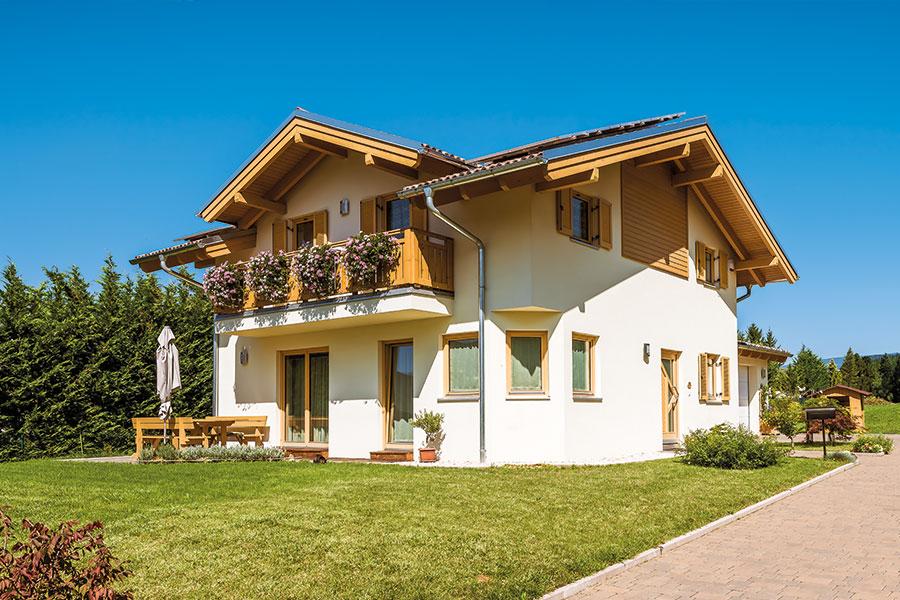 Vario haus lignius associazione nazionale italiana for Haus case in legno