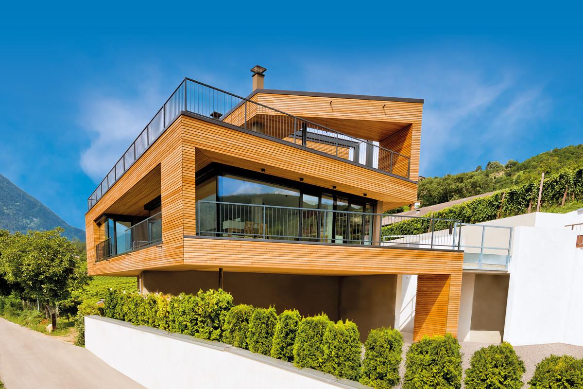Prezzi case in legno lignius associazione nazionale for Foto di case