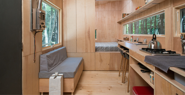 Articolo lignius associazione nazionale italiana case for Case piccole in legno